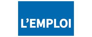 Place à l'emploi Logo
